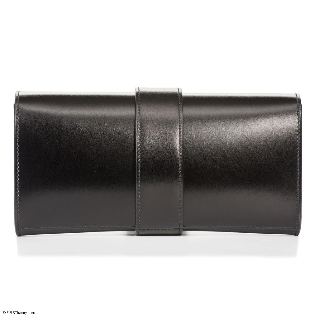 Hermès Medor Black Box Palladium Hardware